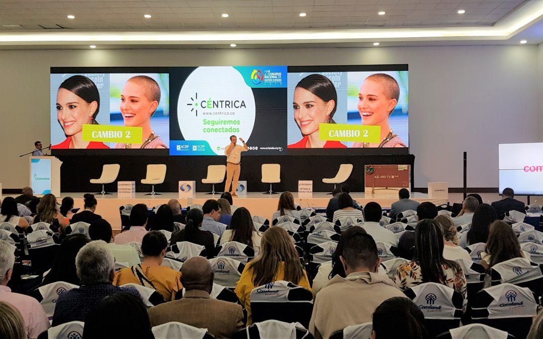 BW presente en el  21° Congreso Nacional de Gestión Humana 2019